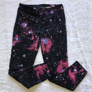 Hot Topic LoveSick Galaxy Jeans Juniors